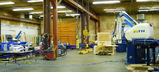 Robotic Palletizers American-Newlong