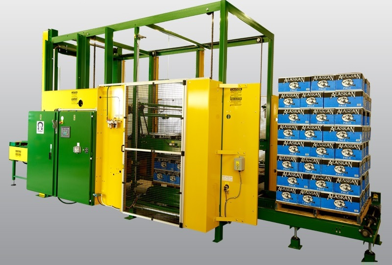 Automated Case Palletizer