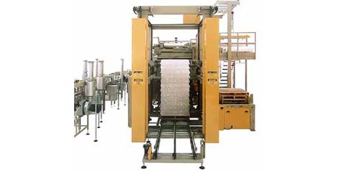 Ouellette Palletizer