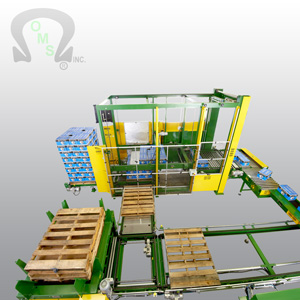 Case Palletizers