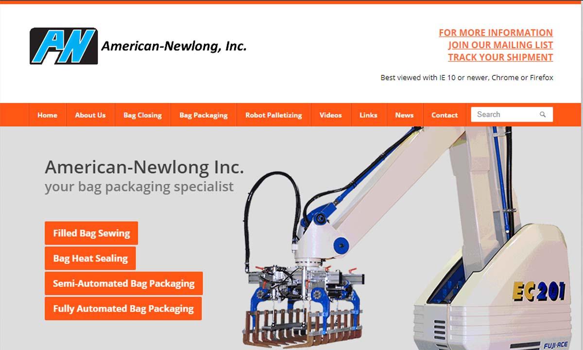 More Palletizer Manufacturer Listings