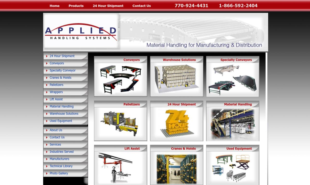 Applied Handling Systems, LLC