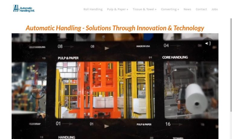 Automatic Handling International Inc