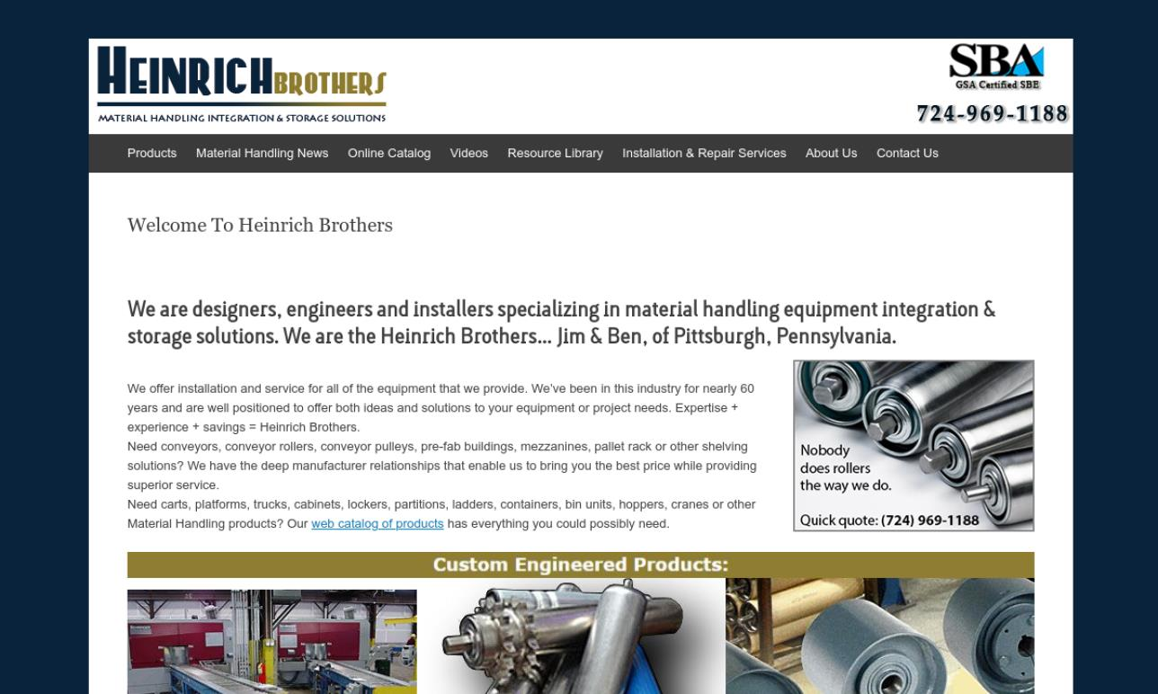 Heinrich Brothers Inc.