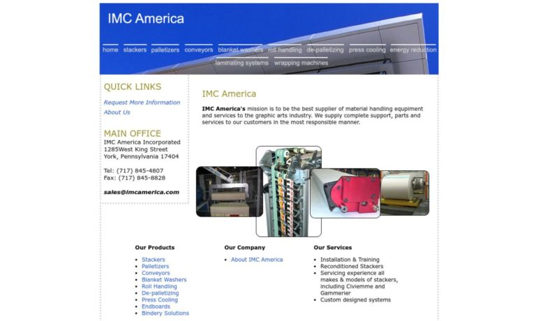 IMC America Incorporated