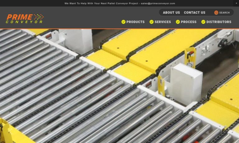 Prime Conveyor, Inc.