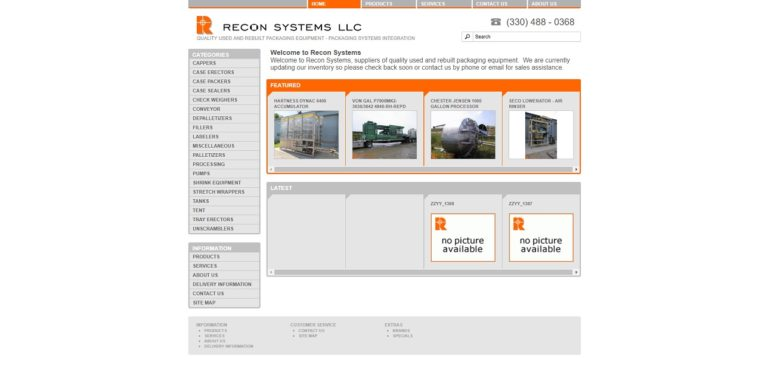 Recon Systems LLC
