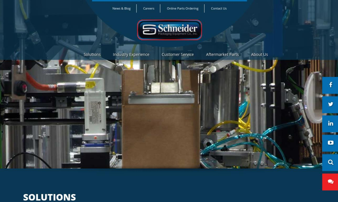 Schneider Packaging Equipment Co., Inc.