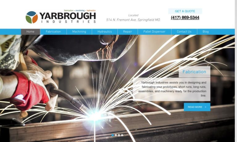 Yarbrough's Machine Shop, Inc.