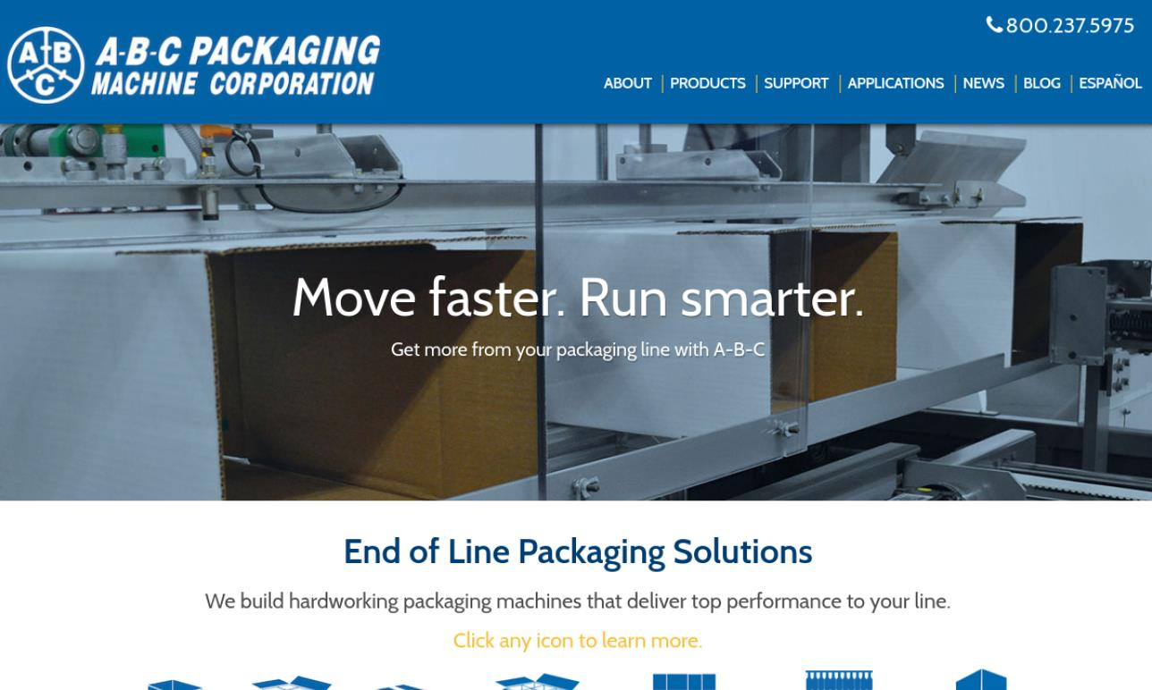 ABC Packaging Machine Corporation