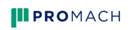 ProMach Inc. Logo